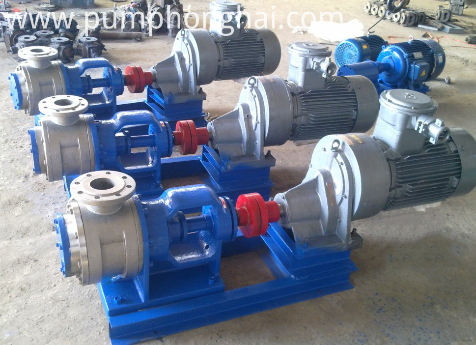 NYP stainless pump