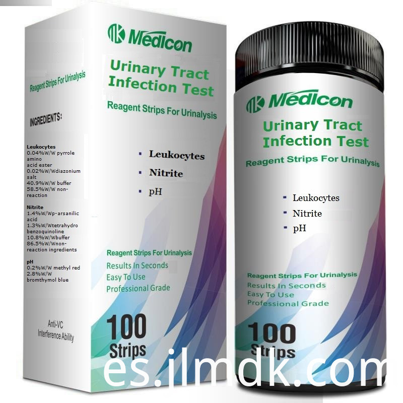 Test Strip With FDA