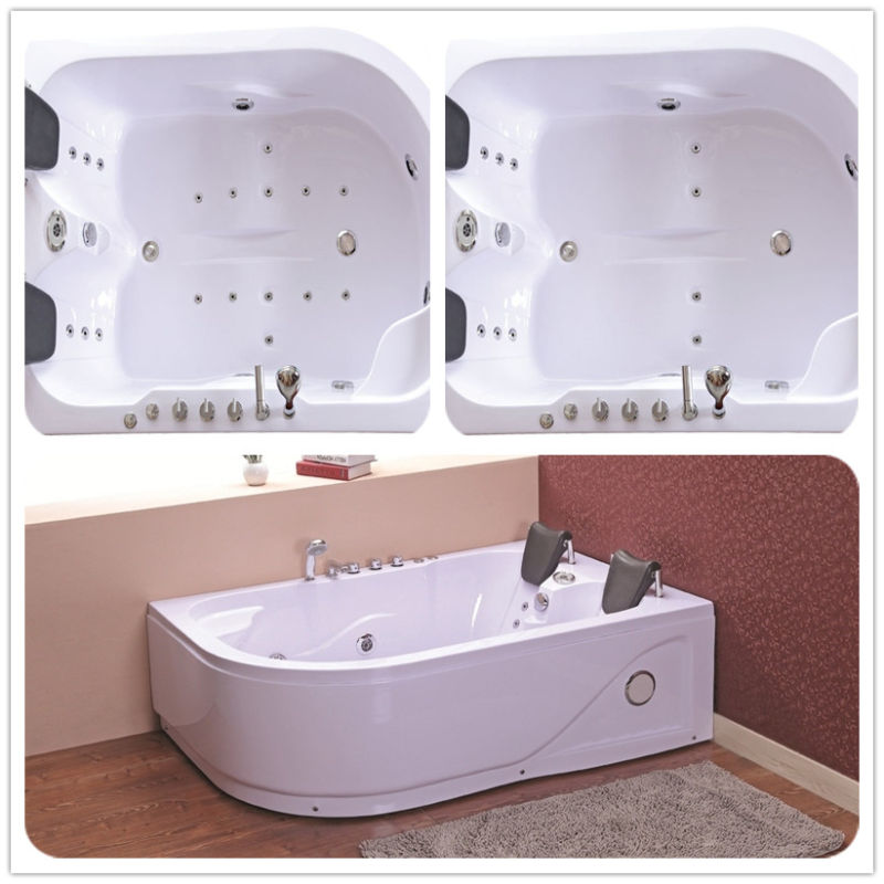 Hot Selling Cheap Massage Best Whirlpool Bathtub (TLP-631-E Computer panel)