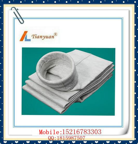 Anti-Static Water&Oil Proof Polyester Needle Felt Filter Bag