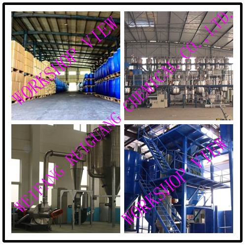 Synthetic Binder Rg-RS for Pigment Dyeing