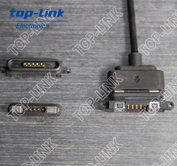 8 Pin Pogo Magnetic Connectors (in pairs male/female)