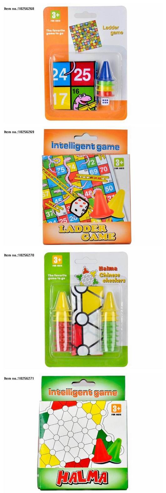 Plastic Game Toys of Chess for Kids