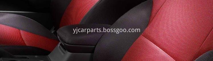 luxury velvet car front seat cover