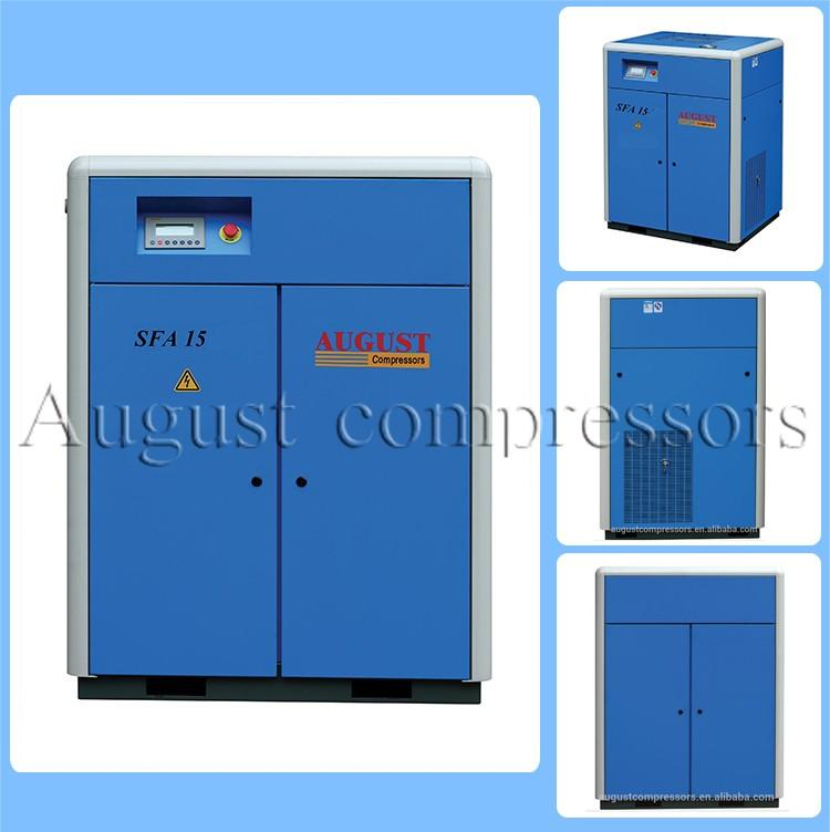 15kw/20HP Stationary Air Cooled Screw Compressor