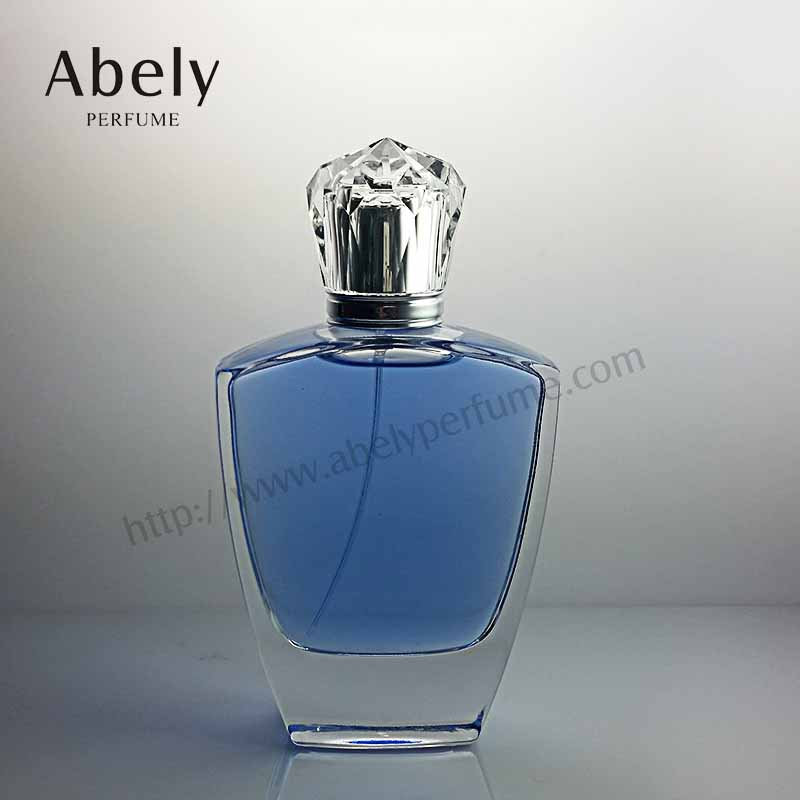 Factory Price Fashion Design Perfume Bottle with Polishing