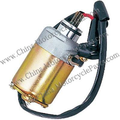 Motorcycle Starter Motor for Gy6-150 Motorcycle Spare Parts