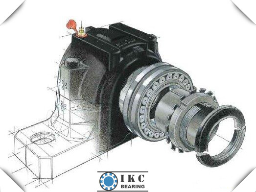 Ikc Shaft Diameter Bore-130mm Split Plummer Block Bearing Housing Snl526, Fsnl526, Sn526 Sne526, Snl Fsnl Snv Sne Sn 526, Equivalent SKF
