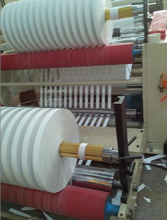 Jumbo Roll Paper Slicing Machine of High Productivity