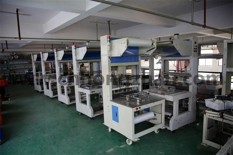 Hongzhan St6030 Water Bottles Shrink Wrap Machine