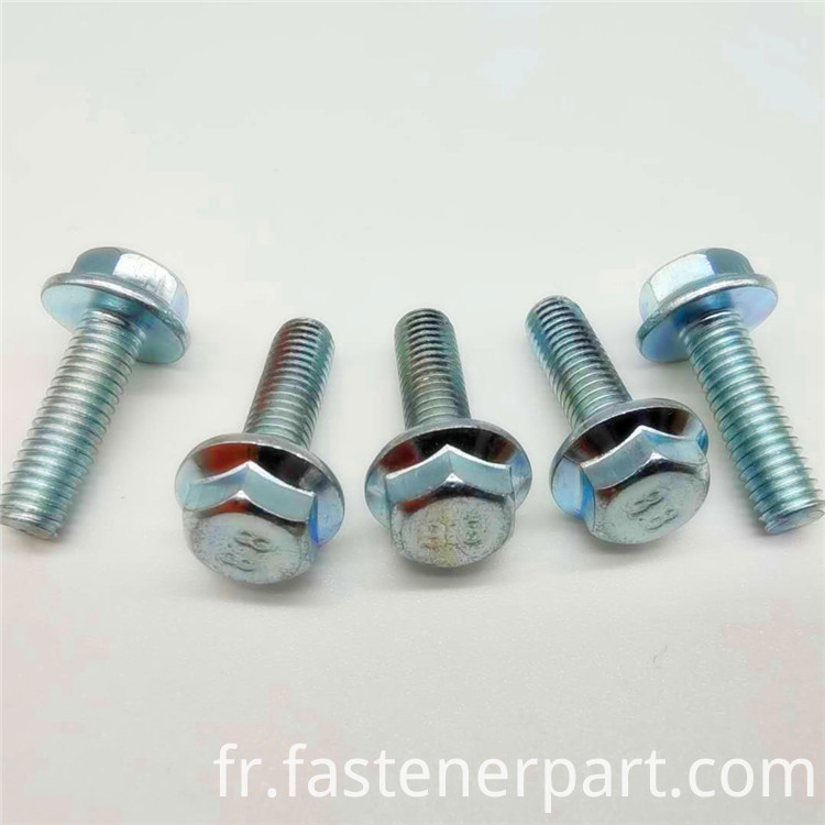 Hex Flange Cars Bolts