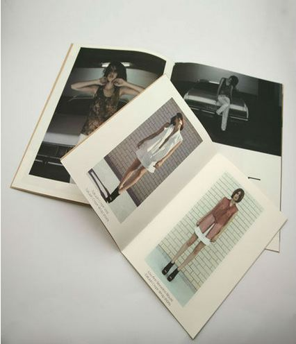 Perfect Binding Printing Paper for Magazines