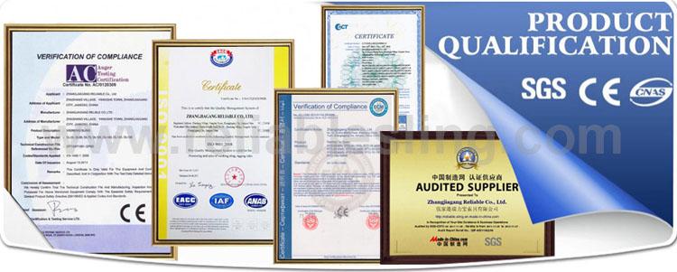 Ce ISO TUV SGS Approved Black Cargo Sling Net