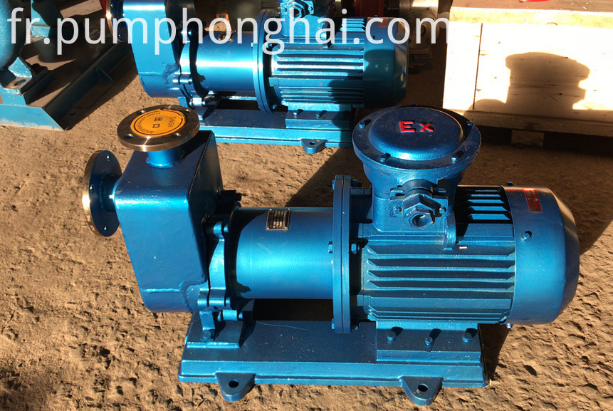 Stainless Steel Chemical Magnetic Pump
