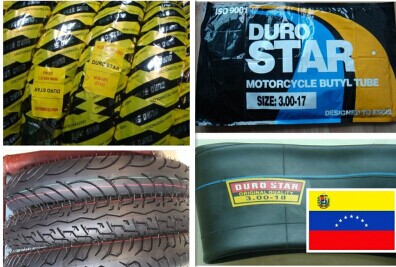 Duro Star Motorcycle Inner Tube