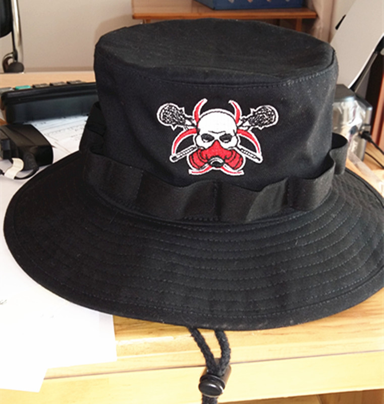 Washed Cotton Canvas Leisure Fisherman Bucket Hat