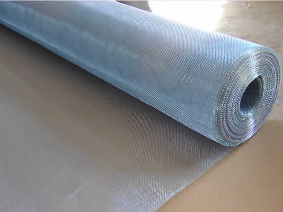Blue Zinc-Plated Galvanized Iron Wire Netting