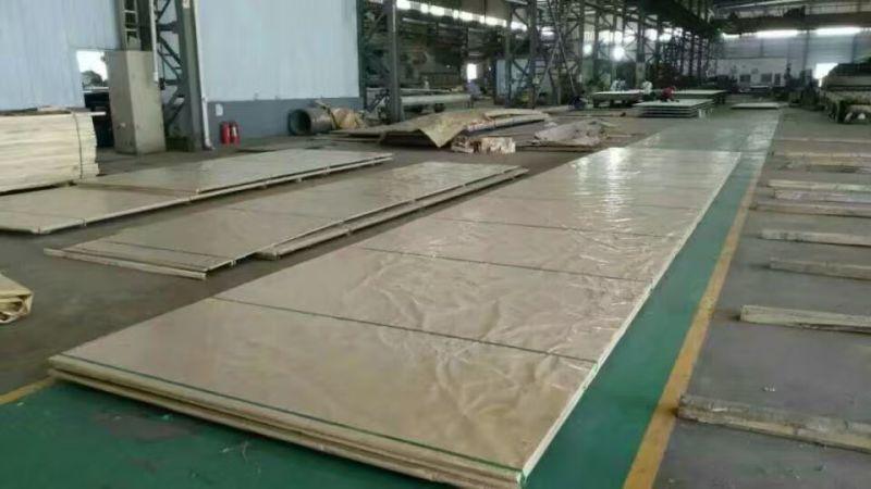 ASTM B265 Gr2 Gr5 Titanium Plate