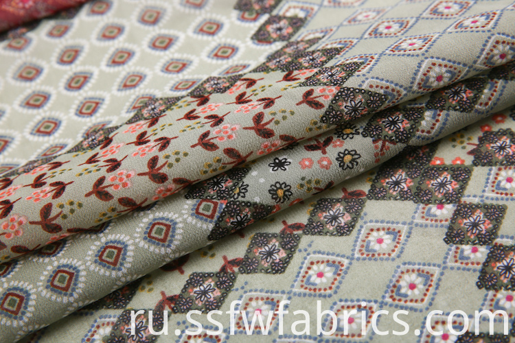 Esse Textile Stretch Polyester Fabric