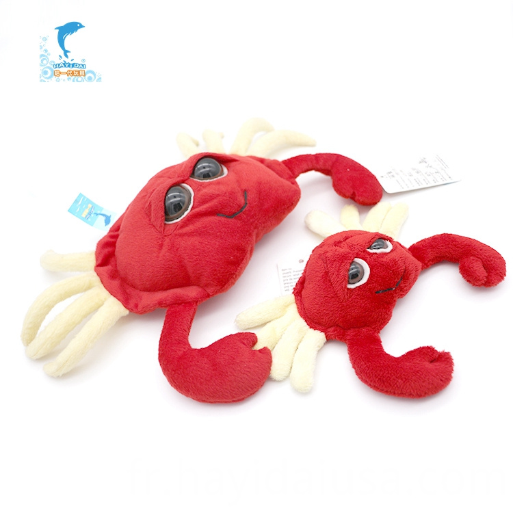 Crab Stuffed Animal Gifts