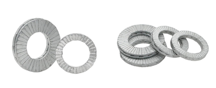 Self-locking Washers