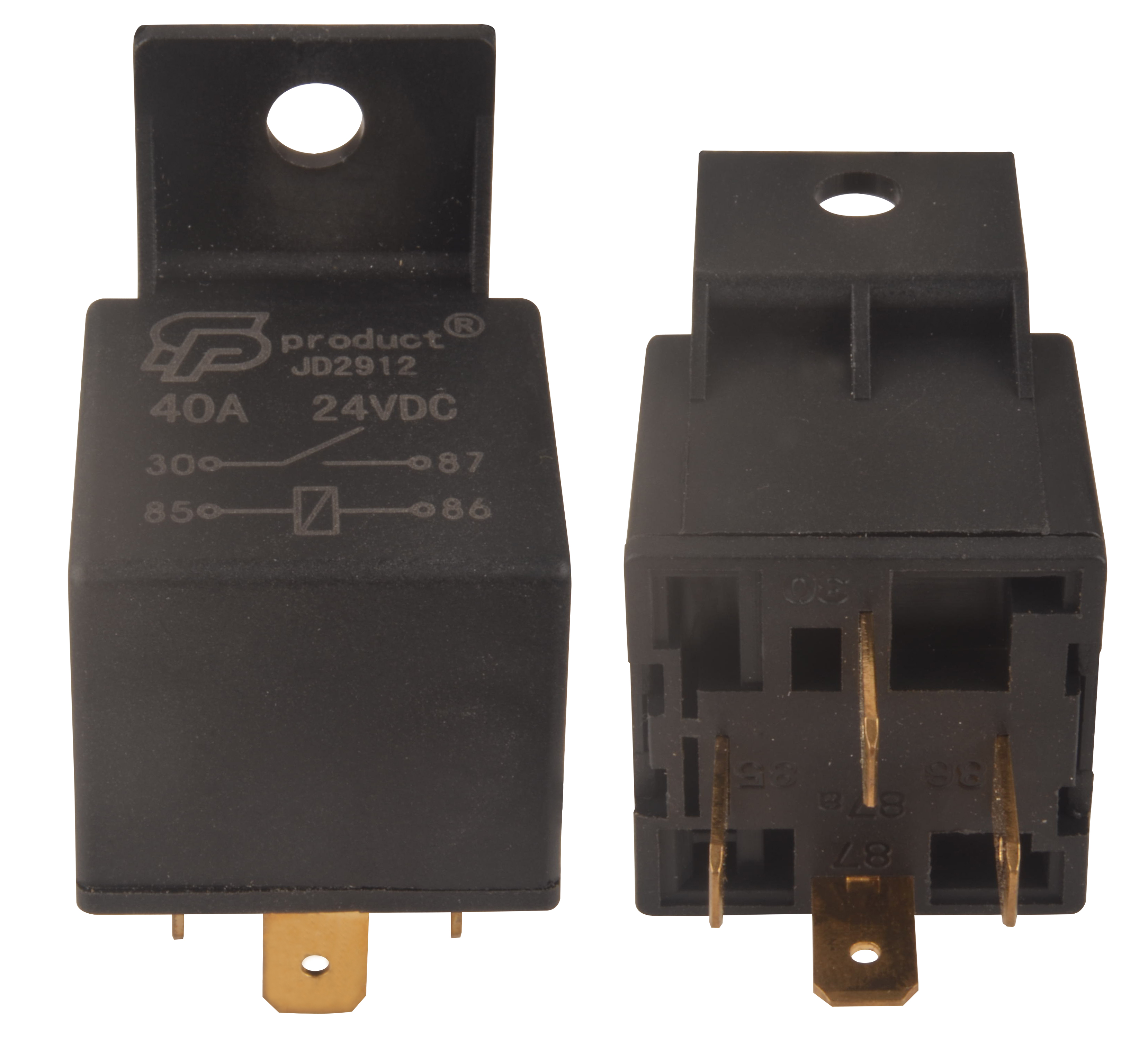 Protective Latching Relay
