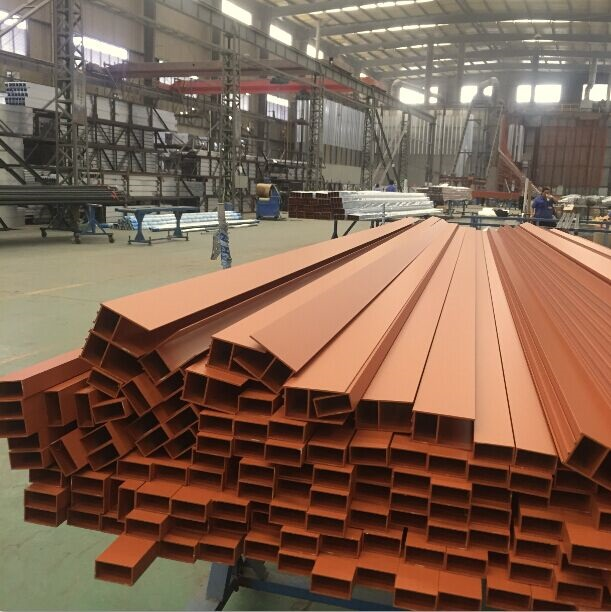 Aluminum and Aluminium Profile / Panel / Sheet Coated with CNC Processing