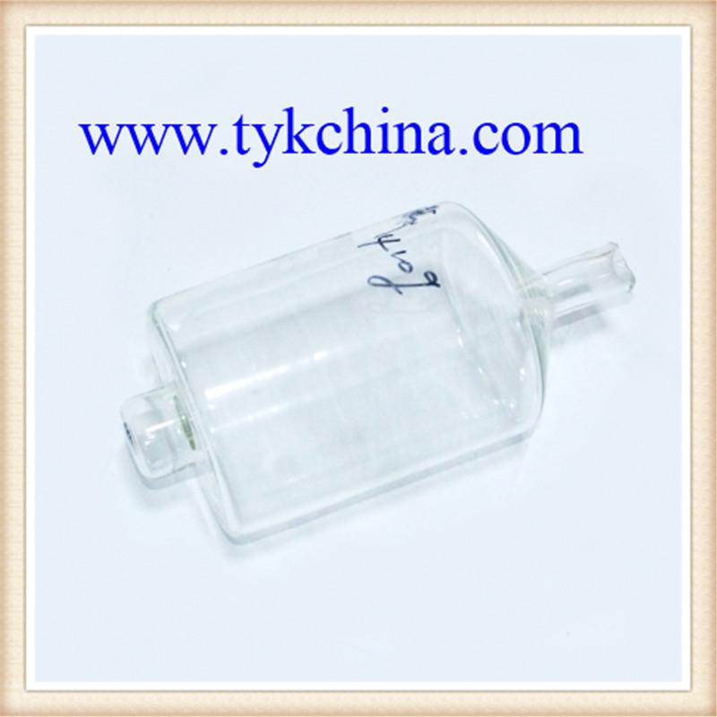 Beaker Flask Lab Glassware by Borosilicate Glass