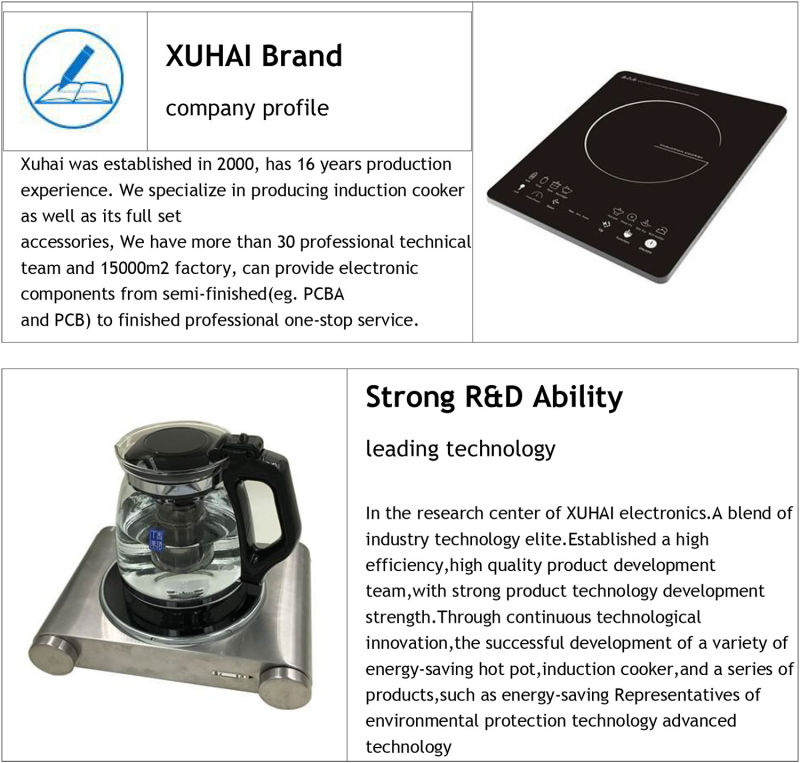 2016 New Products for Home Appliances Infrared Cooker