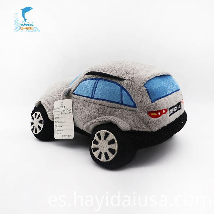 Stuffed car toys