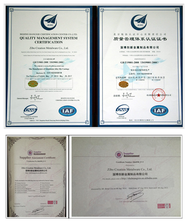 China Manufacturer Kamaz Truck Alternator Housing