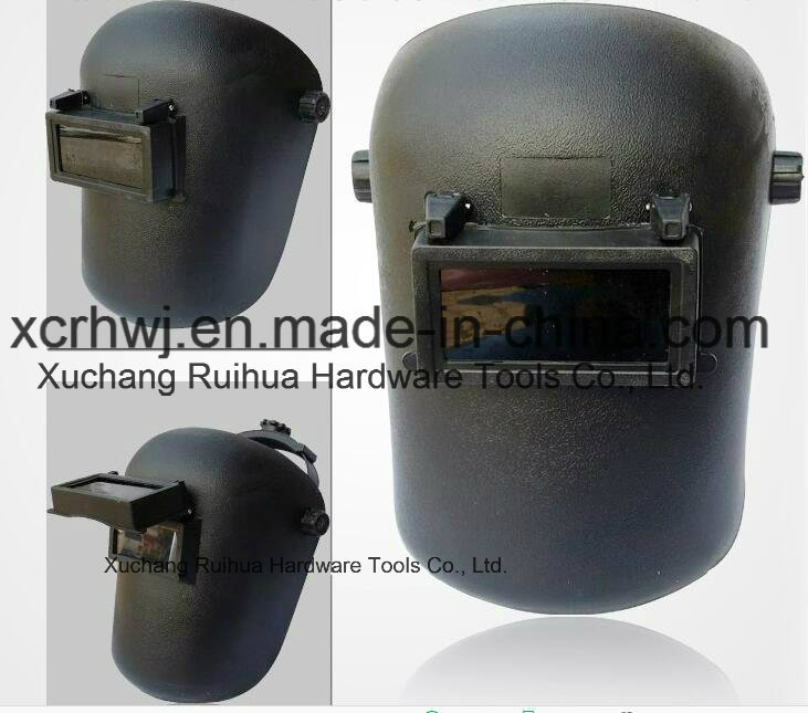 Low Price Blue and White Welding Helmets, Welding Protection Mask, Protection Tools/Any Color Avaliable Welding Helmet