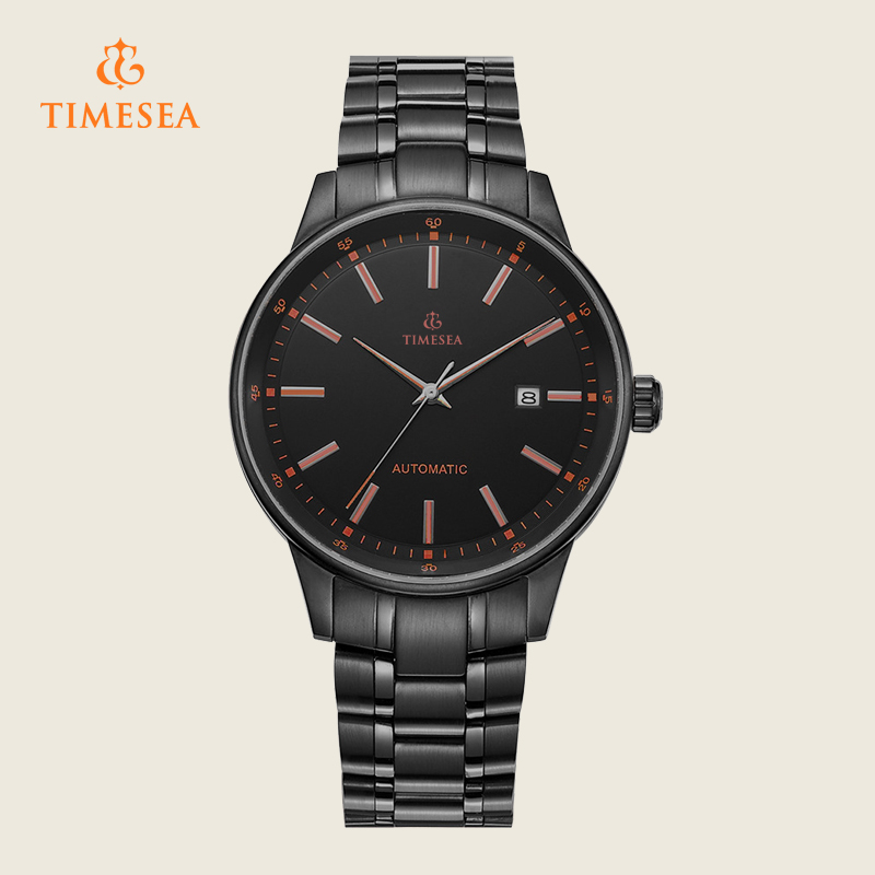 Simple and Elegant Stainless Steel Automaic Watch 72322