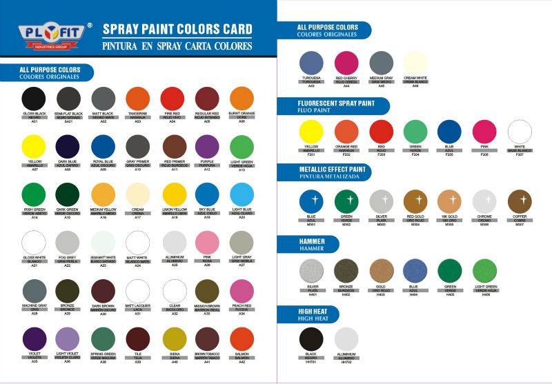 2017 New Product Hammer Finish Spray Paint