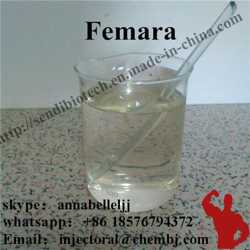 Anti-Estrogen Steroid Powder Femara Letrozole for Breast Cancer Treatment 112809-51-5
