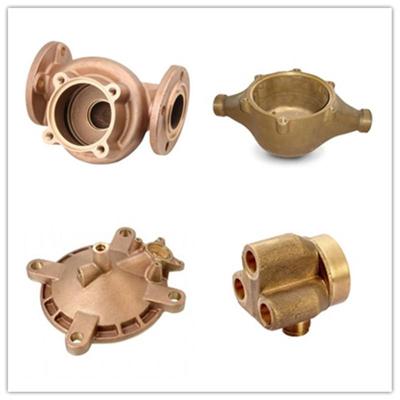 OEM Custom High Quality Brass Machining Parts