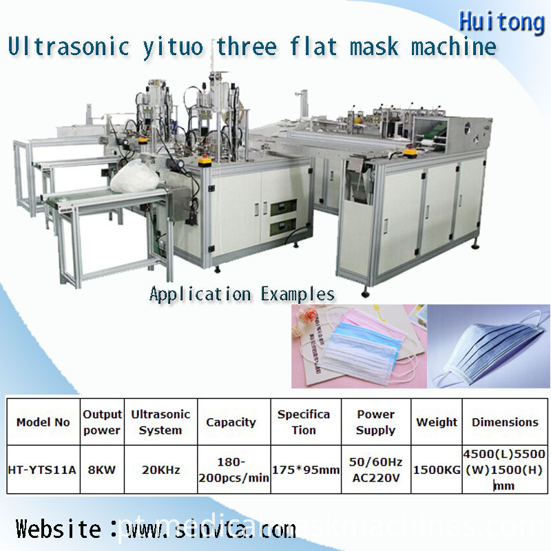 Automatic Facial Mask Machine