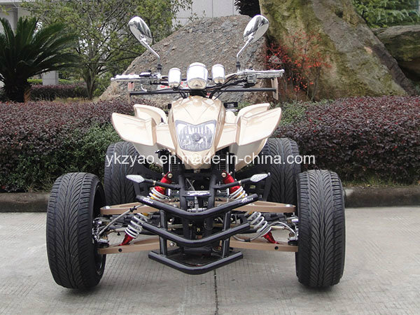 250cc Street Legal EEC Racing Quad ATV with 12inch/14inch Alloy Wheel Water Cooled