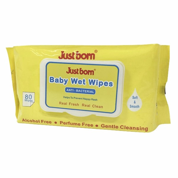 Alcohol Free Baby Wipe