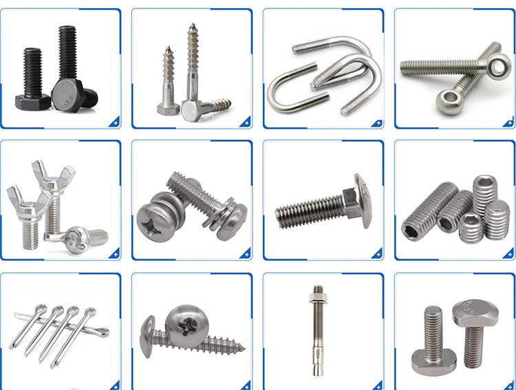 Hexagon Head Bolts