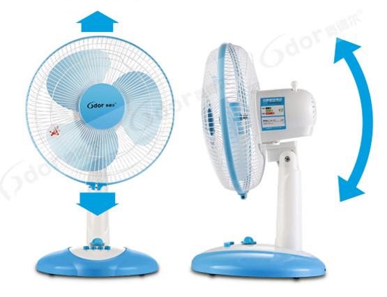 12 Inch Table Fan / Desk Fan (FT30-A4T)