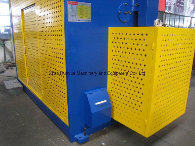 Wc67y-63X2500 hydraulic steel plate bending machine/Hydraulic Folding Machine