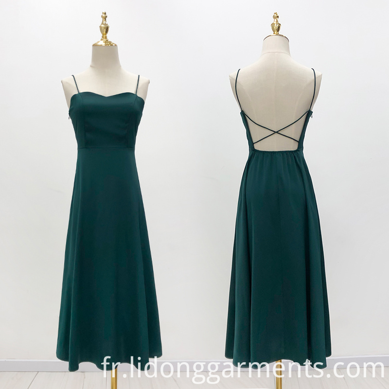 High End Beautiful Evening Dress
