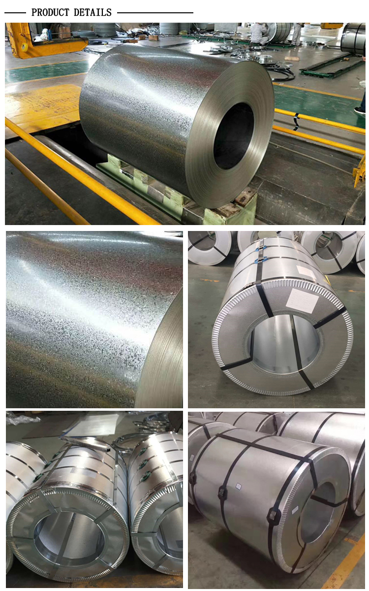 26 Gauge Galvanized Steel Coil