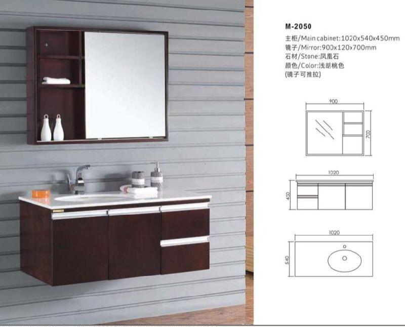 Hot Sale Furiniture Bathroom Vanity Cabinet