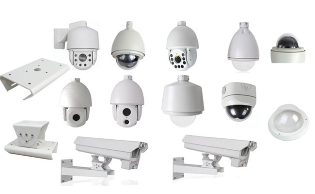 Waterproof Outdoor Housing for Small Dome Camera