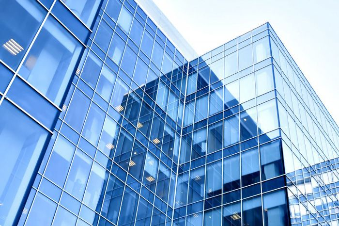 Heat Insulation Glass Curtain Wall