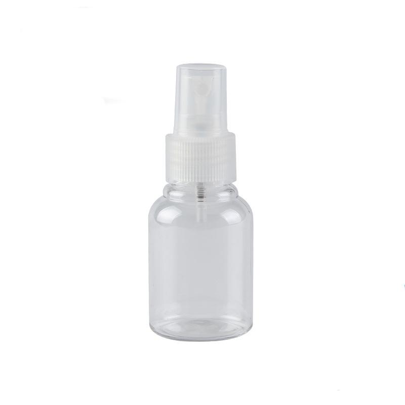 55ml Pet Bottle with Sprayer Round Bottle
