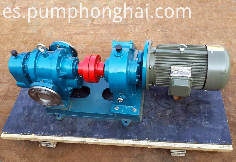 High Viscosity Lobe Pumps