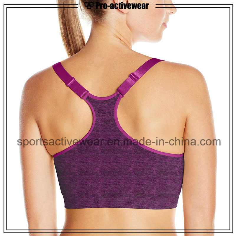 OEM New Design Women Fitness Sexy Sportswear Bra
